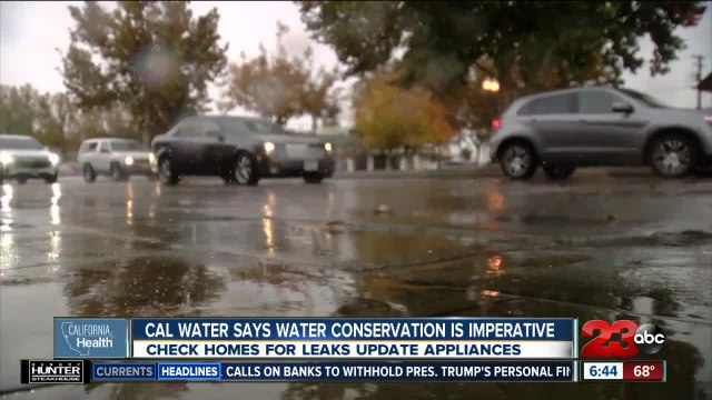 California Health: Water conversation should be on Californians' minds even after wet rainy season