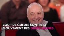 François Berléand irrité par les gilets jaunes, son homonyme vit l'enfer