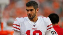 Setting the Expectations for Jimmy Garoppolo