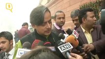 Alleged Loss in 2G Scam Was Notional: Shashi Tharoor