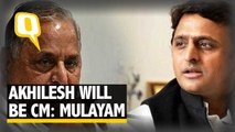 Party is United, Akhilesh Will Be the CM: Mulayam Singh Yadav