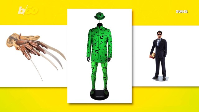 Memborbilla Mayhem! 900 Iconic Items To Be Auctioned Off Including Monty Python Holy Hand Grenade & Michael Keaton Batman Suit!
