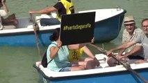 """Ocean Viking/Open Arms : un """"port sûr"""" reclamé pour les migrants"""