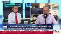 Tour d'horizon de l'actualité économique et financière américaine avec Gregori Volokhine - 20/08