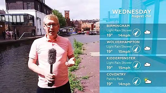 WEATHER: August 21st 2019