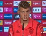 """Bayern - Cuisance : """"Je vais travailler pour atteindre les objectifs de l'équipe"""""""