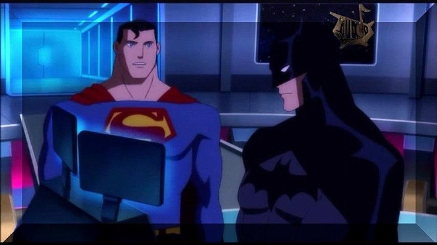 SOBRECARGA- Batman deja la liga de la justicia