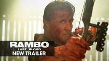 Rambo_ Last Blood -  New Trailer— Sylvester Stallone Rambo 5