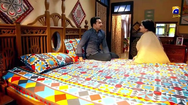 Darr Khuda Say | Episode 10|  20th August  2019 | Har Pal Geo Drama