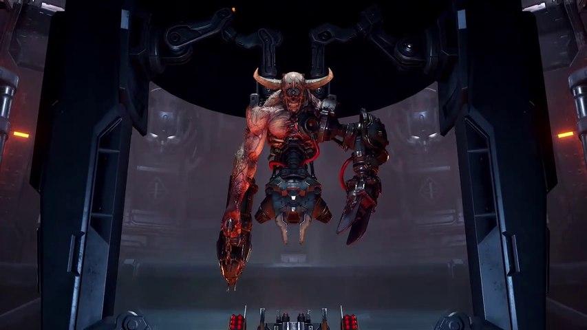DOOM Eternal [DOOM Hunter Reveal Trailer]