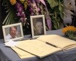 Disparition - L'Italie et ses champions aux obsèques de Felice Gimondi