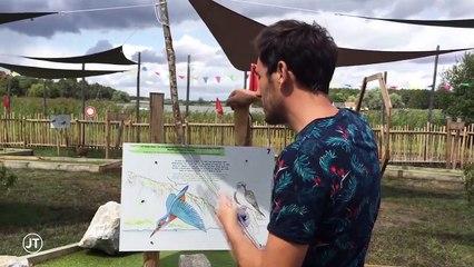 Loisirs : A la découverte du lac de Rillé