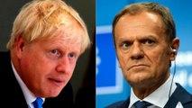 EU rejects UK request to scrap 'Irish backstop' provisions in Brexit accord