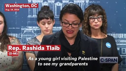 Tlaib And Omar Respond To Israel Ban, Refuse To Stand Down