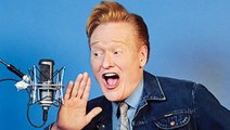 Conan O'Brien Brings Laughs Through Podcasts & Late Night TV