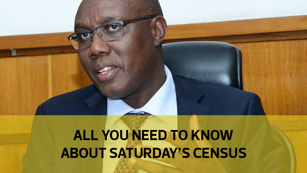 All you need to know about Saturday's Census
