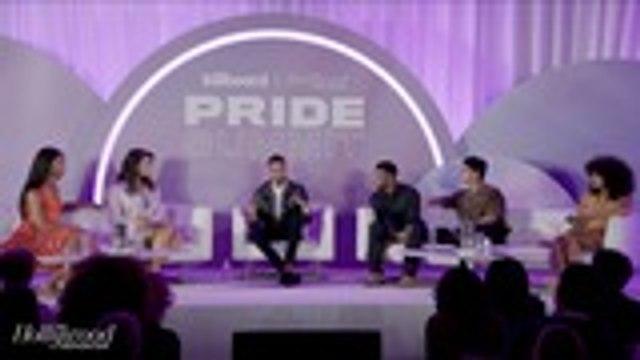 Televised Revolution: The Beings of 'Pose' - Full Panel   Billboard & THR Pride Summit 2019