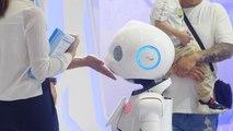 Beijing hosts robot extravaganza