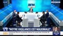 G7 à Biarritz: la police en force (2/2)