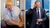 Bruselas rechaza la petición de Johnson de eliminar la 'salvaguarda irlandesa'