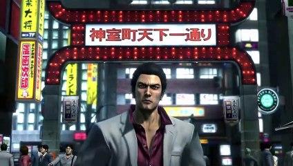 Yakuza Remastered Collection - Tráiler de lanzamiento