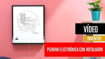 [CH] Joto, la pizarra electrónica que dibuja con rotulador