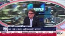 RSE: Les patrons américains s'y mettent ?