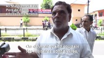Cachemire indien: des familles attendent leurs proches arrêtés
