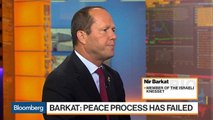 Former Jerusalem Mayor Says Peace Process Has Failed