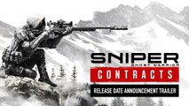 SNIPER GHOST WARRIOR CONTRACTS Official Release Date Announcement Trailer (Gamescom 2019)