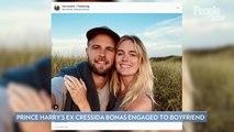Cressida Bonas — Prince Harry's Ex — Is Engaged to Boyfriend Harry Wentworth-Stanley