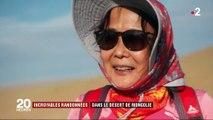 Découverte : une randonnée dans le désert de Mongolie