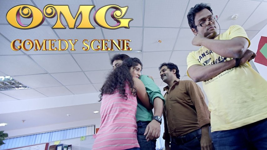 Funny Scene 2 - OH MY GOD Dubbed South Movie - Best Comedy Scenes