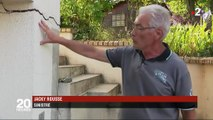 Sécheresse : des maisons fissurées qui inquiètent