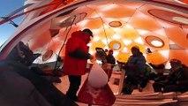 Extraen milenarias muestras de hielo de nevado peruano para estudiar cambio climático