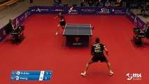 Alvaro Robles vs Qing Yu Meng (TTBL Selected)