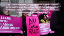 Planned Parenthood just rejected Title X funding — here's what that means for all of us