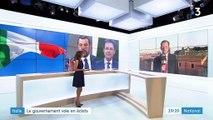 Italie : Giuseppe Conte démissionne et se paye Matteo Salvini