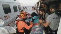 """La lenta agonía del """"Open Arms"""" concluye con orden de desembarco en Lampedusa"""