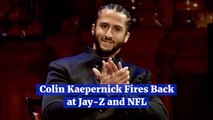 Colin kaepernick's Opinion On Jay-Z And The NFL