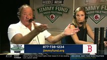 Jimmy Fund Interview: Meredith and Chris Berman