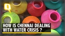 With Reservoirs Bone-Dry, How Is Chennai Dealing with Water Crisis?