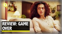 Review of Game Over starring Taapsee Pannu.