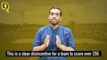 Love Cricket But Hate the Duckworth-Lewis Method? Here's Why Desi 'Jayadevan Method' Is Better   The Quint