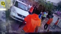 Toll Plaza Employees Seen Beating up Passengers in MP's Dewas
