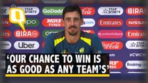 Our Chance to Win is As Good As Any Team: Mitchell Starc
