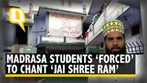 Madrasa Students 'Forced' to Chant 'Jai Shri Ram' in UP's Unnao