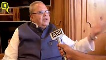 """""""In Fit Of Anger"""": J&K Governor On Shocking 'Suggestion' To Terrorists"""