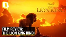Lion King Film Review-ENG
