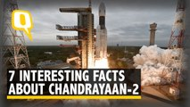 Chandrayaan-2: 7 Interesting Facts About ISRO's Lunar Mission